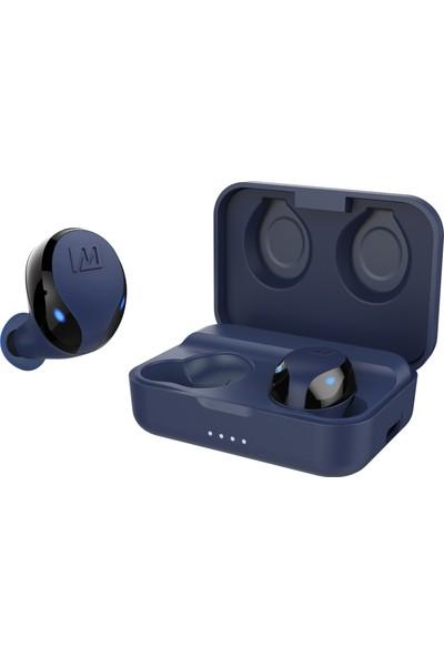 Meeaudio X10 Wireless Kablosuz Spor Kulaklık - Mavi