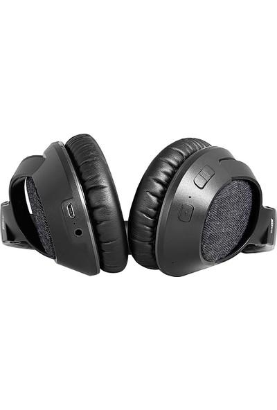 Meeaudio Matrix 3 Anc Kulaküstü Kulaklık - Siyah