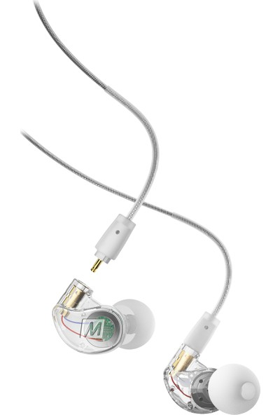 Meeaudio M6 Pro G2 Kulakiçi Kulaklık - Beyaz