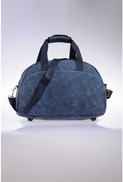 Müge Plus El Valizi Mpvlz001 Dalgalı Mavi