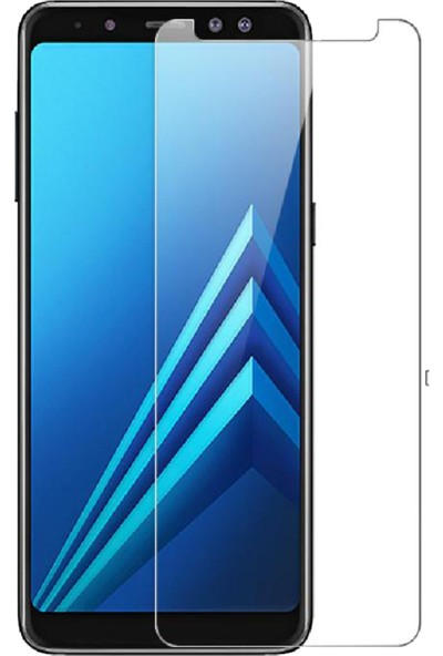 Soultech Samsung A8 Plus 2018 Comfort Cam Ekran Koruyucu - EK936