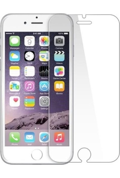 Soultech Apple iPhone 43684 Platinum Ekran Koruyucu - EK525