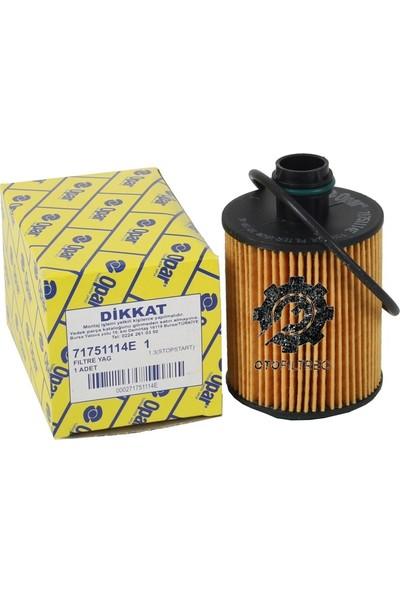 OtoFiltreci Fiat Fiorino 1.3 Multijet Euro 5 Oto Filtre Bakım Seti ( Hava Filtresi - Yağ Filtresi - Yakıt Filtresi - Polen Filtresi )