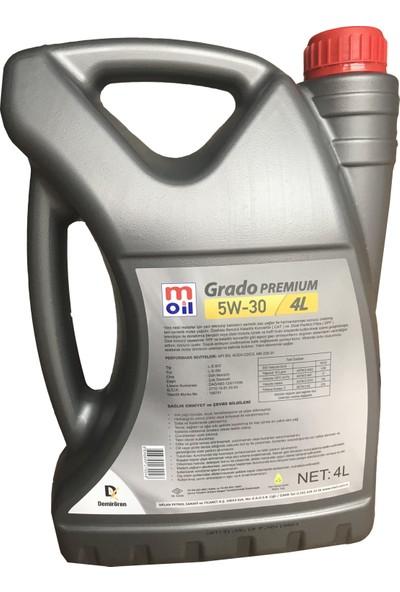 Moil Grado Premium 5W-30 4 Litre (Partiküllü)