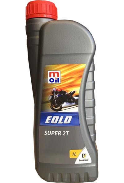 Moil Eolo Super 2T Motosiklet Yağı