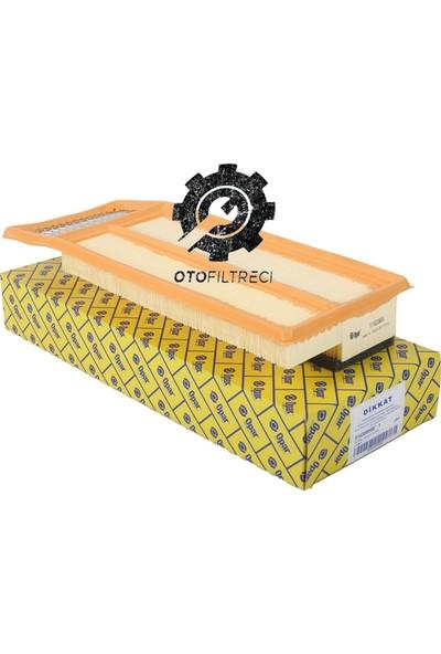 OtoFiltreci Fiat Egea 1.3 Multijet Euro 5 Oto Filtre Bakım Seti ( Hava Filtresi - Yağ Filtresi - Polen Filtresi )