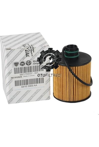 OtoFiltreci Fiat Doblo 1.6 Multijet Euro 5 Oto Filtre Bakım Seti ( Hava Filtresi - Yağ Filtresi - Yakıt Filtresi - Polen Filtresi )