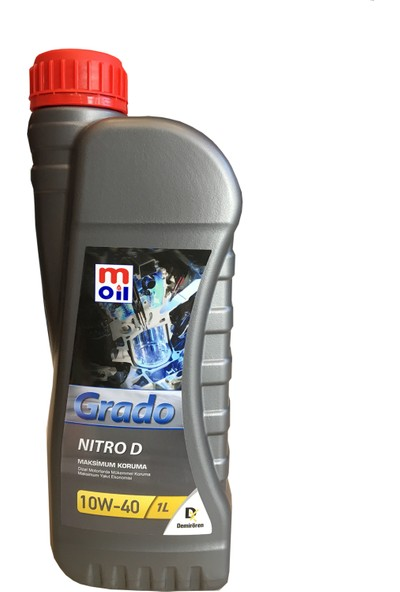 Moil Grado Nitro 10W-40 1Litre