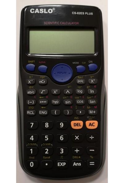 Caslo Caslo Cs-82Es Plus Fonksıyonel Hesap Makınesı