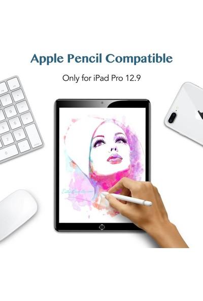Esr iPad Pro 12.9 Cam Ekran Koruyucu Glass Film