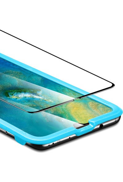 Esr Huawei Mate20 Cam Ekran Koruyucu Full Coverage Glass Film