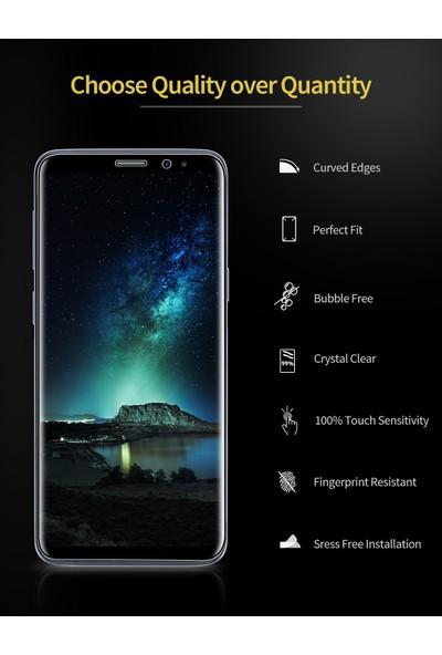 Esr Samsung S9 Cam Ekran Koruyucu 3D Full Coverage Liquid Skin Film