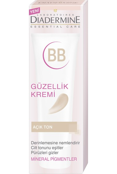 Diadermine Essentıals Bb Krem Açık Ton 50 Ml