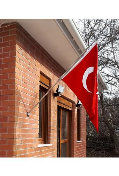 Bayrakal Bayrak Direği + Türk Bayrağı