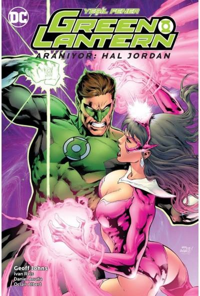 Green Lantern - Yeşil Fener / Aranıyor: Hal Jordan Cilt 5 (Varyant)