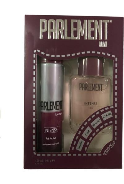 Parlement Intense Erkek Parfüm Set