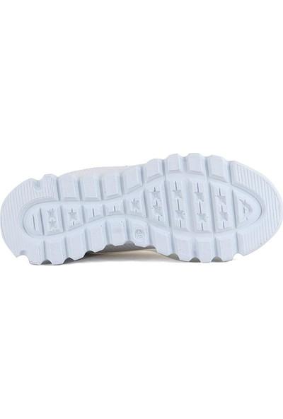 New Plus Füme Ultra Hafif Erkek Çocuk Spor Ayakkabı