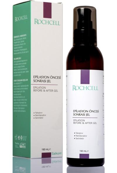 Rochcell Epilasyon Öncesi Sonrası Jel 190 ml