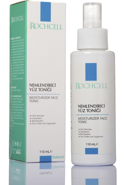 Rochcell Nemlendirici Yüz Toniği 110 ml