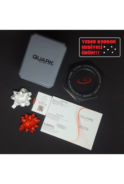 Quark QK10306 Çocuk Kol Saati