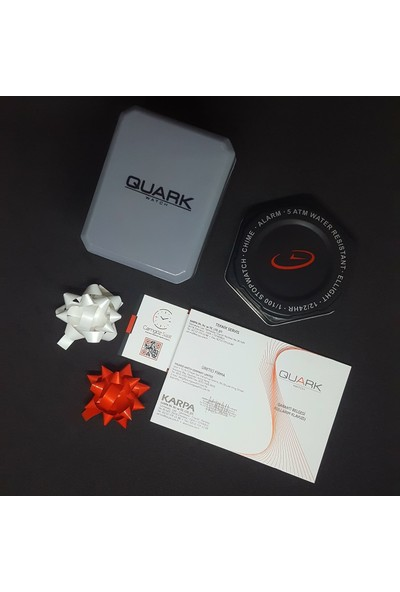 Quark QC-350DL-4A Kadın Kol Saati