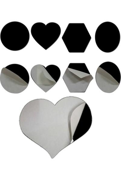 DirektAl Yapışkanlı Magnet Tabaka Şekilli Kesim-5 Parça