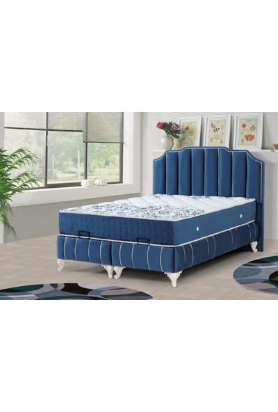 Nurum Furniture Caroline 90x190 Tek Kişilik 30 Cm Yatak