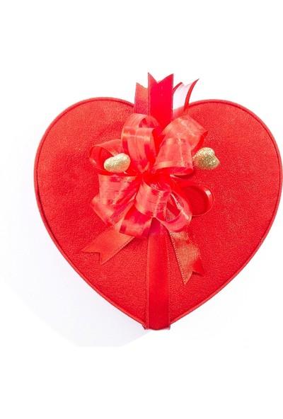 Sıroğlu Çikolata Bir Yastıkta Bir Ömür Kalp Kutu