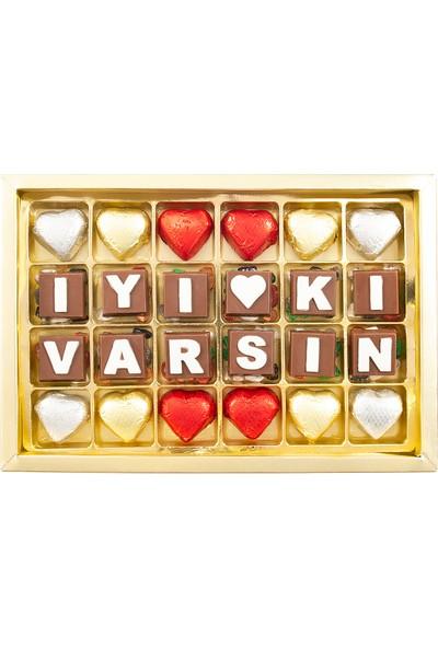 Sıroğlu Çikolata Iyi Ki Varsın