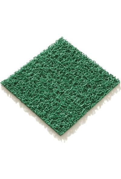 Karmaşık Kıvırcık Paspas Yeşil 1.20 mt Eninde 800 Cm