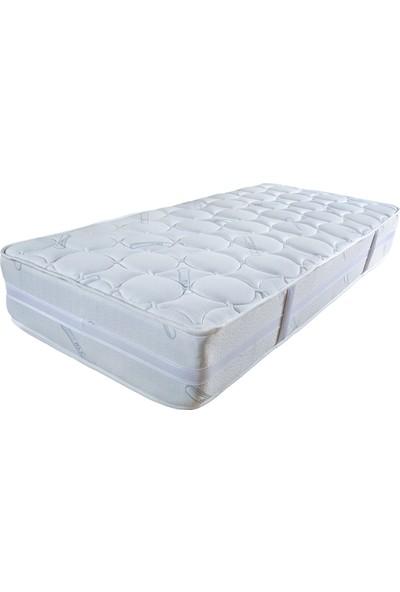 Fast Sleep Coolmax 7 Zone Pocket Yaylı Visco Yatak 90X200