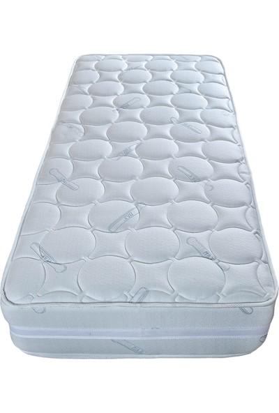 Fast Sleep Coolmax 7 Zone Pocket Yaylı Visco Ortopedik Yatak 80X200