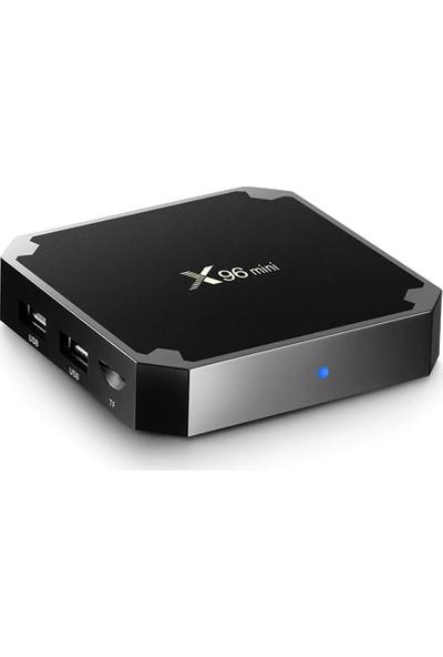 Triline X96 4K Mini Android 7.1 Tv Box 2gb Ram 16GB Hafıza
