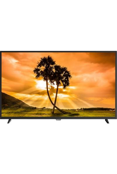 """Sunny 49"""" 124 Ekran Uydu Alıcılı LED Tv SN49DAL005/1032 Blg Mtr."""