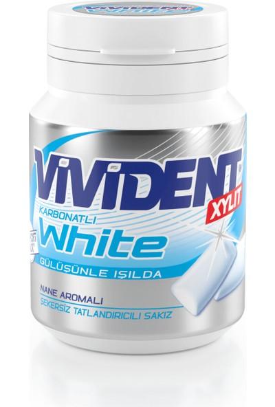 Vivident Comfort Bottle White 12 Adet x 70GR