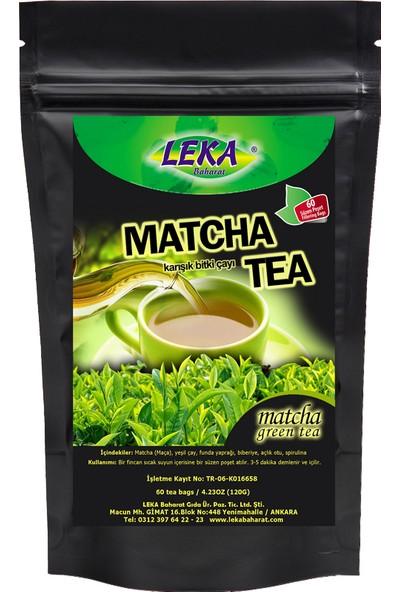 Leka Matcha Japon Çayı 2*60 Süzen Poşet