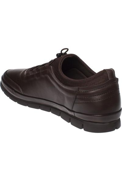 Greyder 63404 Comfort Kahverengi Erkek Ayakkabı