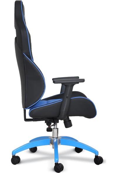 xDrive Göktürk Profesyonel Oyun | Oyuncu Koltuğu Mavi/Siyah