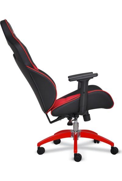 xDrive Göktürk Profesyonel Oyun | Oyuncu Koltuğu Kırmızı/Siyah
