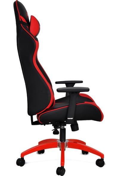 Xdrive Akıncı Profesyonel Oyun | Oyuncu Koltuğu Kırmızı/siyah