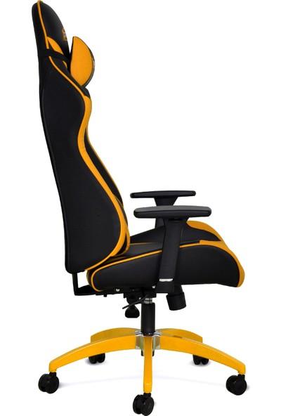 Xdrive Akıncı Profesyonel Oyun | Oyuncu Koltuğu Sarı/siyah