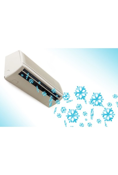 Lansy Klima Temizlik Seti (Pompa+Temizleme Poşeti)