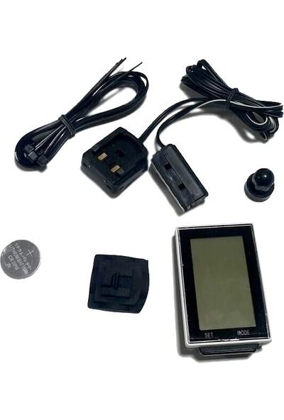 Hsgl Dijital Yeşil Km Saati (Işıklı) JY-M19-CL