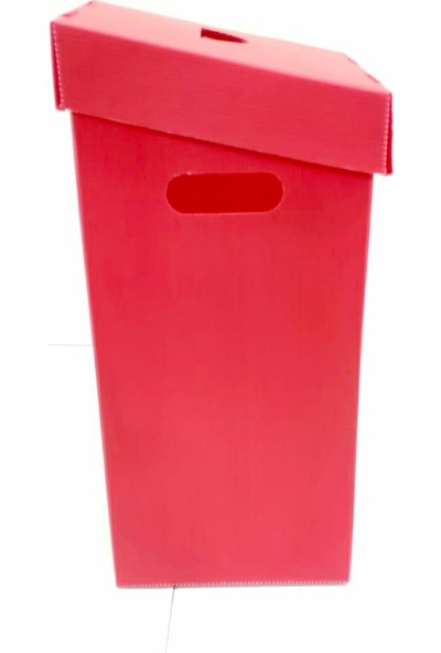 Nok Plastik Atık Pil Kutusu