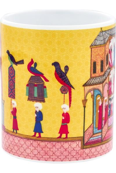 Müzedenal Kupa Sarı (Minyatür Koleksiyonu)