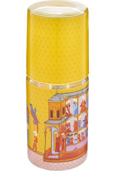 Müzedenal Başucu Sürahi Sarı (Minyatür Koleksiyonu)