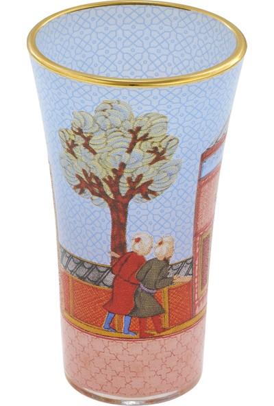 Müzedenal Shot Bardağı Mavi (Minyatür Koleksiyonu)