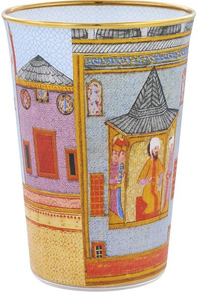 Müzedenal Su Bardağı Mavi (Minyatür Koleksiyonu)