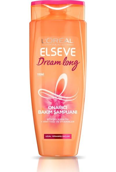 L'Oreal Paris Elseve Dream Long Onarıcı Bakım Şampuanı 520 ml