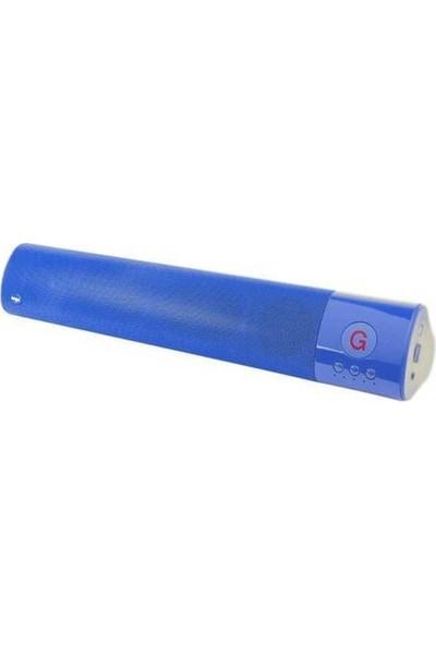 GE Sound Bar WM-1300 Taşınabilir Wireless Bluetooth Speaker Hoparlör Usb-Sd-Fm Mode Yüksek Ses Çözünürlüklü